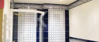 Натяжной потолок в ванне плюсы и минусы