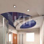Подвесные и натяжные потолки какая разница?