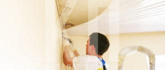 Вреден ли натяжной потолок для здоровья, в квартире, в спальне, для детей