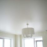 Сатиновый натяжной потолок плюсы и минусы
